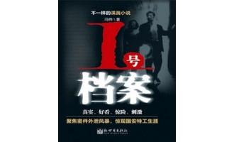 《1号档案》(实体版全本)作者:冯伟 百度云txt全集下载