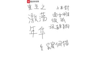 《重生之激荡年华》(校对版全本)作者:皇家雇佣猫 百度云TXT全集下载